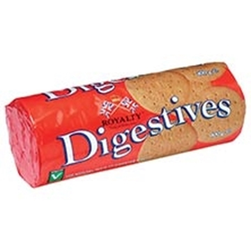 Picture of Maxi Royalty Digestive Biscuits Pack 400g