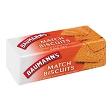 Picture of Baumanns Match Biscuits Pack 180g