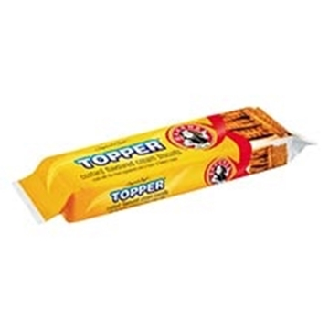Picture of Bakers Topper Custard Biscuits Pack 125g