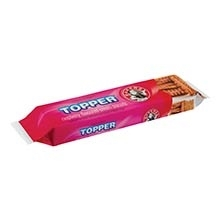 Picture of Bakers Topper Raspberry Biscuits Pack 125g