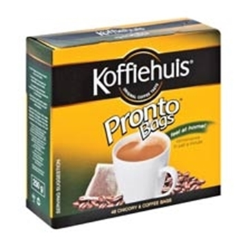 Picture of Koffiehuis Pronto Coffee Bags 250g