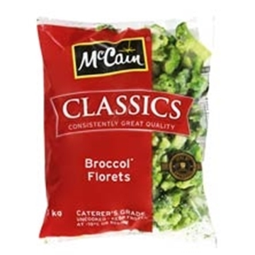 Picture of McCain Frozen Broccoli Cuts Pack 1kg