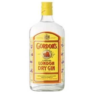 Picture of Gordons Gin Bottle 750ml