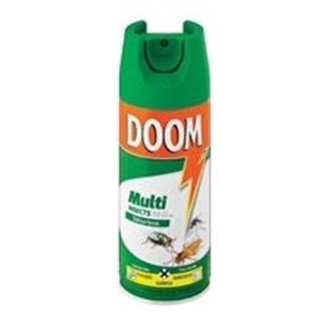 Picture of Doom Odourless Insecticide Can 300ml