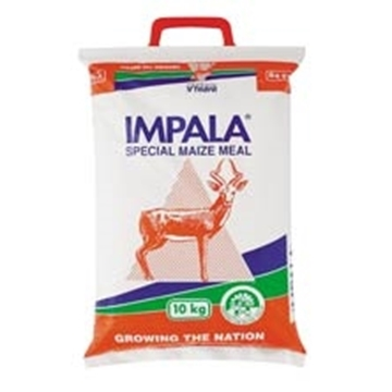 Picture of Impala Special Maize Meal Poly Pack 10kg
