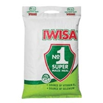 Picture of Iwisa Super Maize Meal 10kg