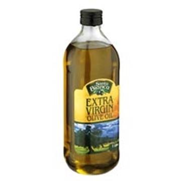 Picture of Santa Bianca Extra Virgin Olive Oil Bottle 1l