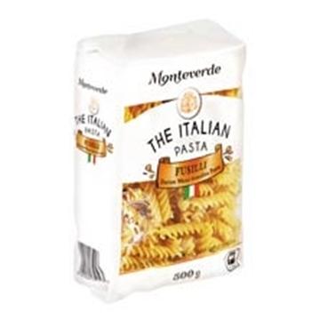 Picture of Monte Verde Fusille Screws Pasta Pack 500g