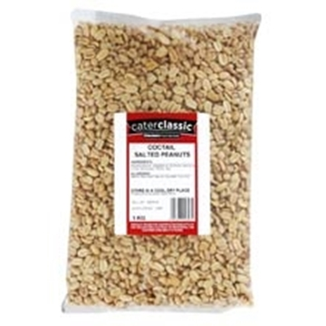 Picture of Caterclassic Salted Cocktail Peanuts 1kg