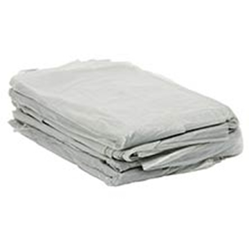 Picture of 40Mic Clear Heavy Duty Refuse Bags 200s