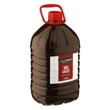 Picture of Caterclassic Barbeque Sauce Bottle 5l