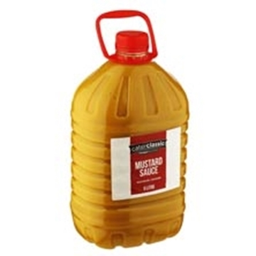 Picture of Caterclassic Mustard Sauce Bottle 5l