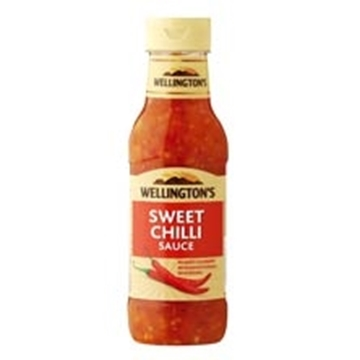 Picture of Wellington Sweet Chilli Sauce Bottle 375ml