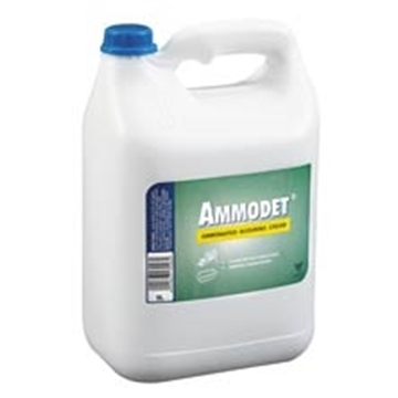 Picture of Ammodet Scouring Ammonia Cream Bottle 5l