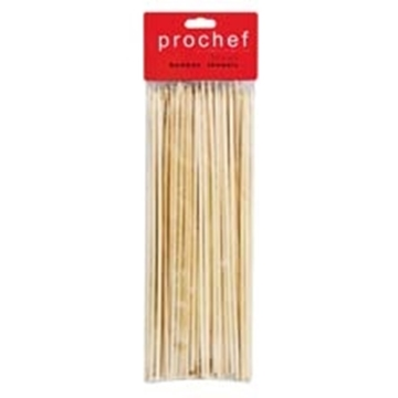 Picture of Prochef Bamboo Salad Skewers 100 Pack