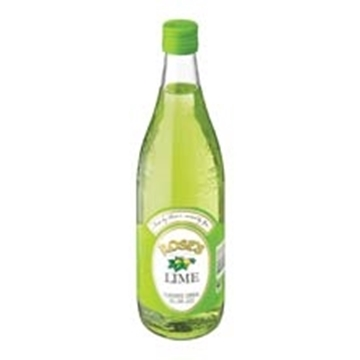 Picture of Roses Lime Squash Concentrate Bottle 750ml