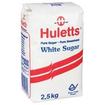 Picture of Huletts White Sugar Pack 2.5kg