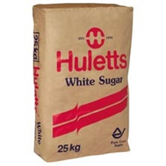 Picture of Huletts White Sugar Pack 25kg
