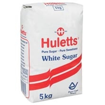 Picture of Huletts White Sugar Pack 5kg