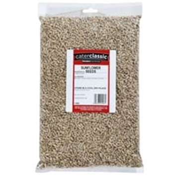 Picture of Caterclassic Sunflower Seeds Pack 1kg