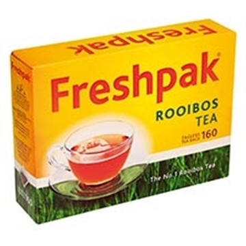 Picture of Freshpak Rooibos Tagless Teabags Box 160s
