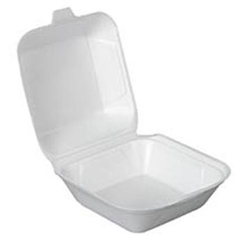 Picture of Sinica Fomolite No 6 Burger Trays Box 125s