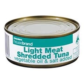 Picture of Housebrand Shredded Tuna In Oil 170g