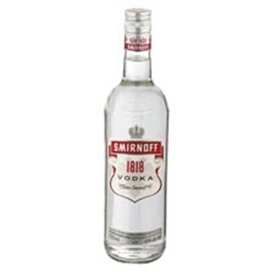 Picture of Smirnoff White Vodka 1818 Bottle 750ml