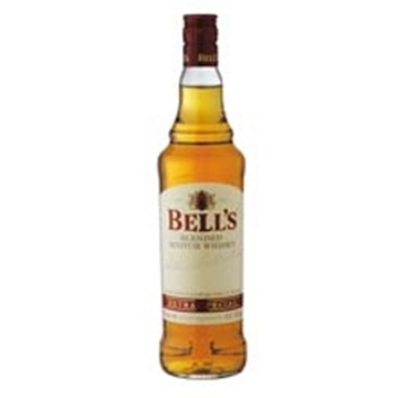 Picture of Bell's Blended Scotch Whisky Bottle 750ml