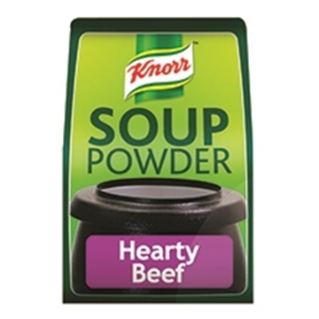 Picture of Knorr Hearty Beef Soup Bag 1.6kg