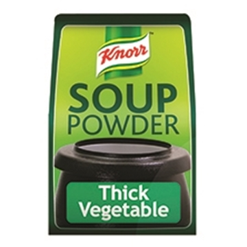 Picture of Knorr Thick Vegetable Soup Bag 1.6kg
