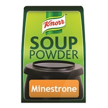 Picture of Knorr Minestrone Soup Bag 1.6kg