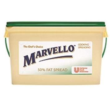 Picture of Marvello Medium Fat Margarine Pack 4.5kg