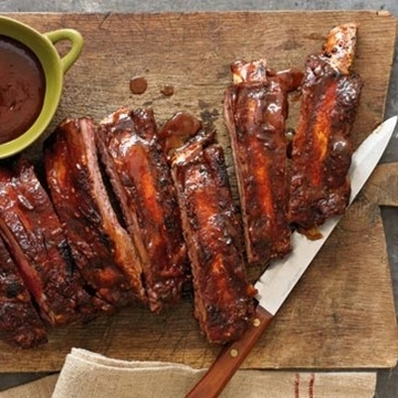 Picture of Frozen Beef Ribs Marinated Brm (3x5kg) 15kg Box