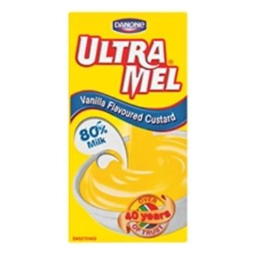 Picture of Ultramel UHT Vanilla Custard Carton 1l