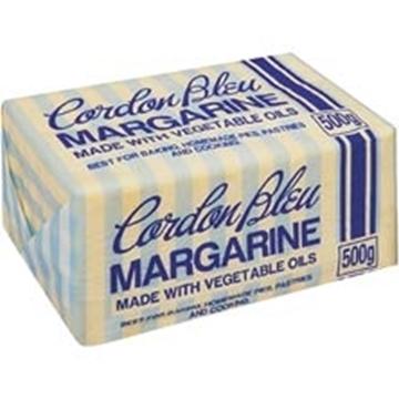 Picture of MARGARINE BAKE CORDON BLEU 30X500G BRICK