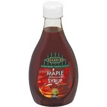 Picture of Illovo Maple Syrup Bottle 500g