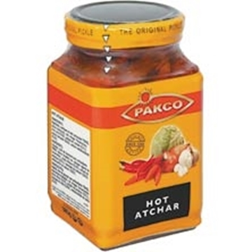 Picture of Pakco Hot Atchar Jar 385g