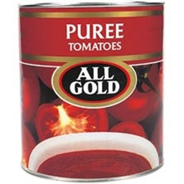 Picture of All Gold Tomato Puree Can 2.95kg