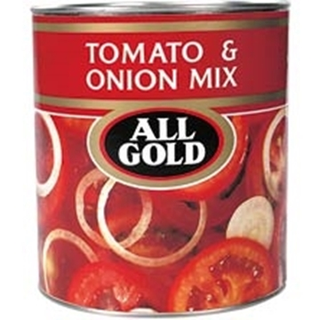 Picture of All Gold Tomato Onion Mix Can 3kg