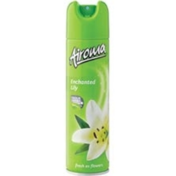 Picture of Airoma Enchanted Lily Air Freshener Can 225ml