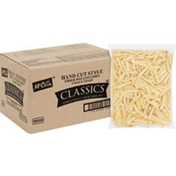 Picture of McCain Signatures Frozen Chips 12mm Box 4 x 2.5kg