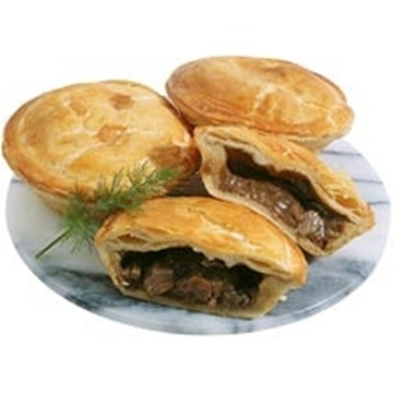 Picture of Mamas Frozen Steak & Kidney Pies Box 24 x 160g