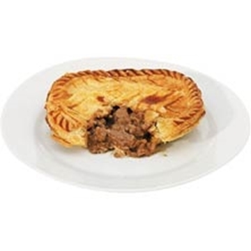 Picture of Mamas Frozen Pepper Steak Pies Box 24 x 160g