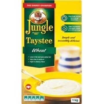 Picture of Jungle Regular Taystee Wheat Porridge 1kg