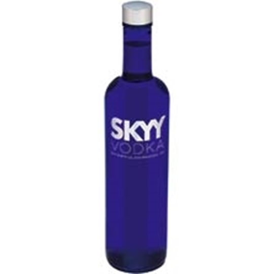 Picture of Skyy Blue Vodka Bottle 750ml
