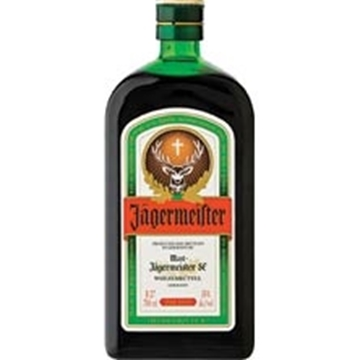 Picture of Jagermeister Liqueur Bottle 750ml