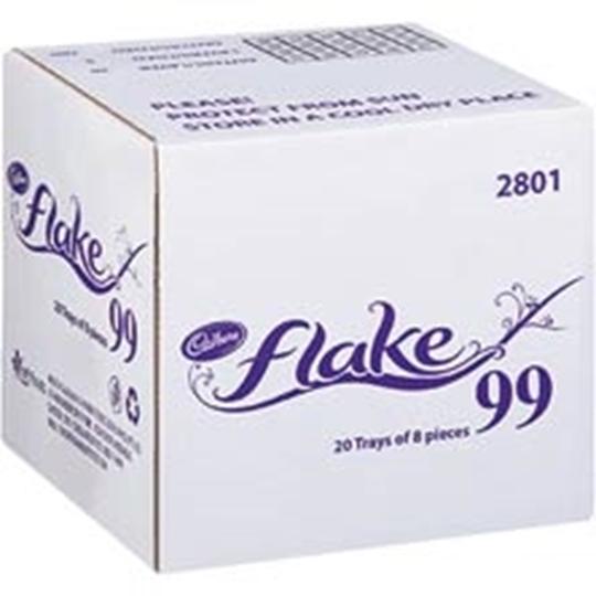 Picture of Cadbury Flake 99 Chocolate Box 160s