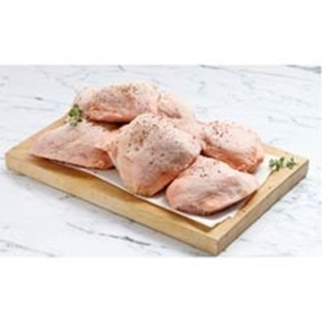 Picture of Supreme Frozen Chicken Thighs Box 5kg
