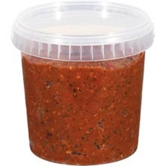 Picture of Pesto Princess Frozen Red Pepper Pesto Tub 1kg